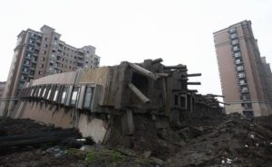 Collapsed Building 10