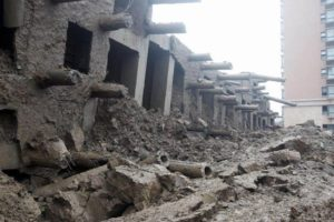 Collapsed Building 11