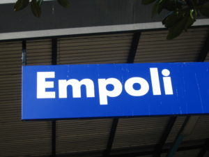 The Train Station of Empoli